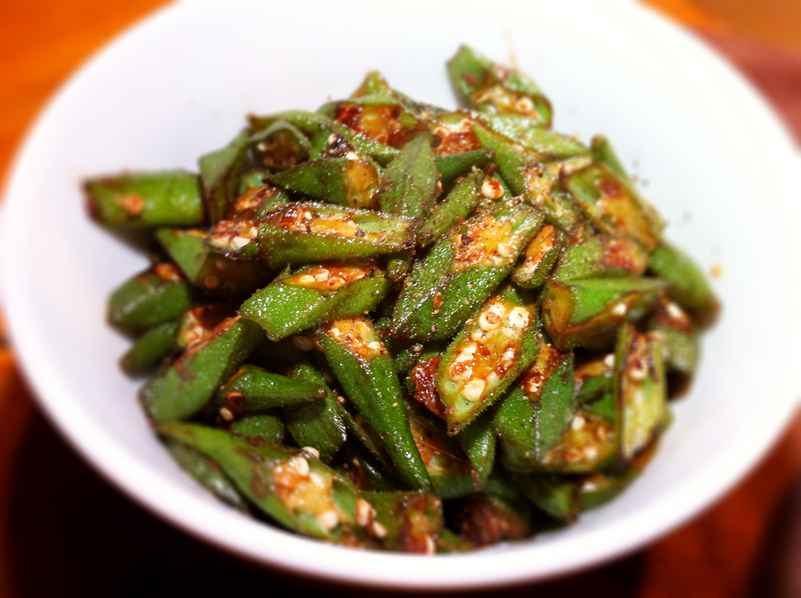 stir-fried-okra-in-ginger-soy-and-garlic
