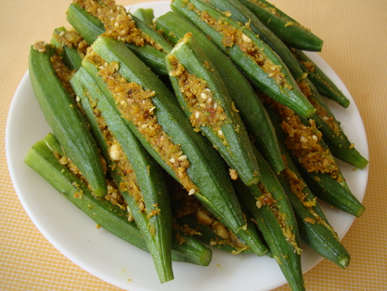 stuffed-okra